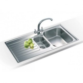 Franke Ascona Sink One And A Half Bowl Amp Drainer Kitchen