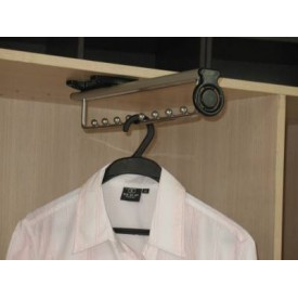 Pull Out Clothes Rail Kitchen Components Direct
